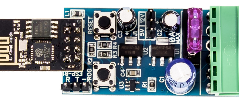 ESPixelStick - An E1 31 WiFi Pixel Controller